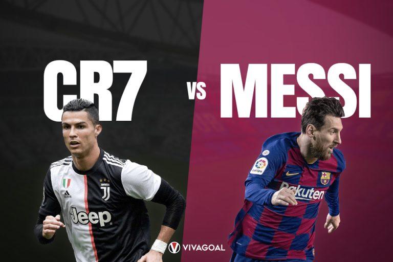 Messi vs Ronaldo: Siapa Yang Akan Pensiun Dengan Jumlah Gol Terbanyak?