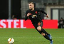 Curhat Luke Shaw Ketika Latihan Bareng Ibrahimovic Semasa Di Man United