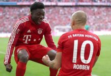 Davies Robben