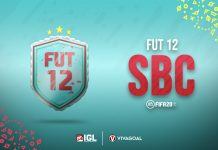 Cara Mendapatkan FUT 12 dalam Squad Building Challenge FIFA 20