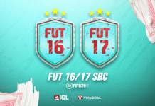 Cara Menyelesaikan 16/17 SBC pada FIFA 20 FUT