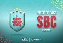 FIFA 20 Rilis Piece of Cake Squad Building Challenge