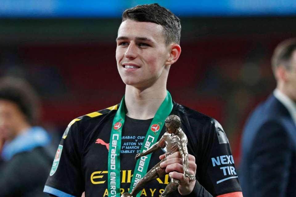 Wonderkid Manchester City Diklaim Punya Masa Depan yang Cerah