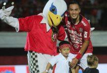 Sepasang Pemain Bali United Galang Dana tuk Perangi COVID-19