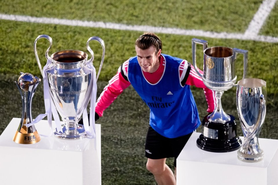 Gareth Bale Akui Trofi Liga Champions 20132014 Paling Berkesan