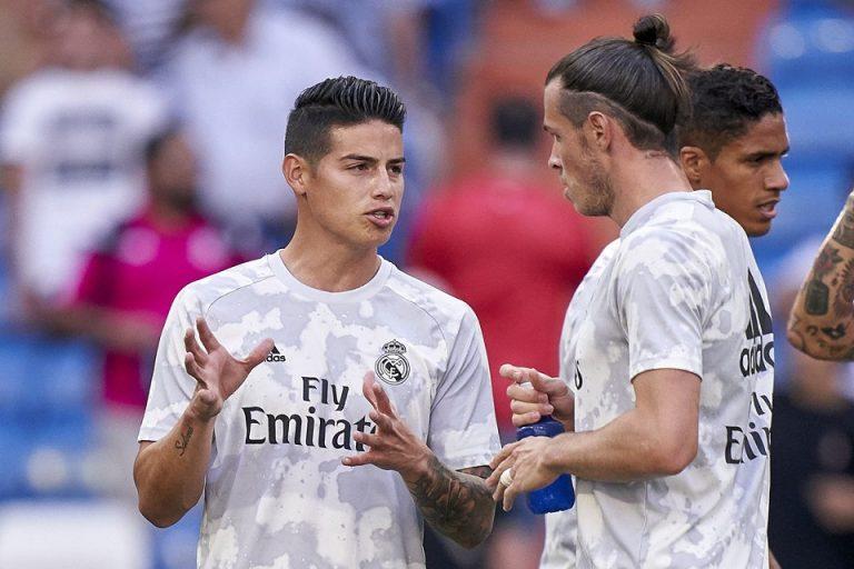 Tak Ada Solusi, Situasi Makin Sulit Buat James dan Gareth Bale