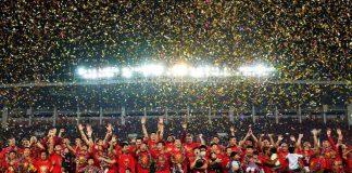 Raksasa China Bakal Bangun Stadion Terbesar di Dunia!