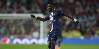 Idrissa Gueye Bujuk Koulibaly Gabung PSG Ketimbang Barcelona