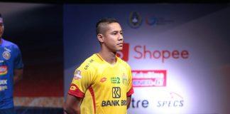 Indra Kahfi Kapten Bhayangkara FC
