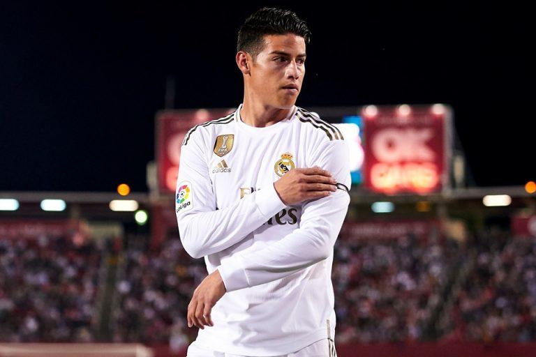Bintang Asal Kolombia Ini Diminta Segera Angkat Kaki Real Madrid