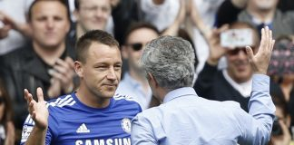 Jose Mourinho dan John Terry