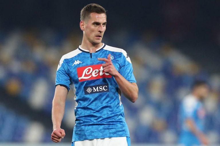 Juventus Siap Sodorkan Uang dan Tumbalkan Satu Pemain Untuk Arkadiusz Milik