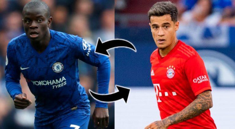 Barter Pemain Chelsea dan Barcelona, Apakah Bisa Terjadi?