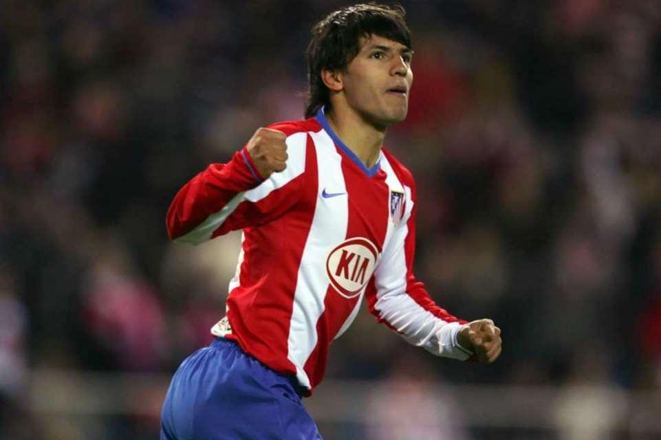 Kisah Aguero, Hampir Main Di Tim Junior Atletico Madrid