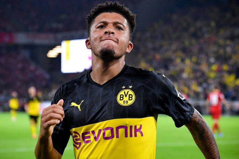 Demi Menahan Sancho, Dortmund Bakal Berikan Hal Ini
