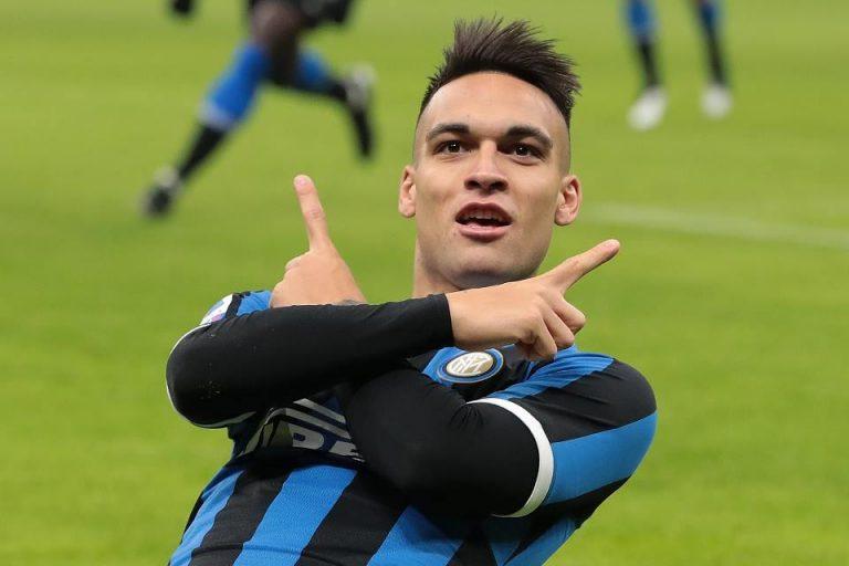 Inter Milan Pasang Banderol 1,7 Triliun Buat Lautaro Martinez