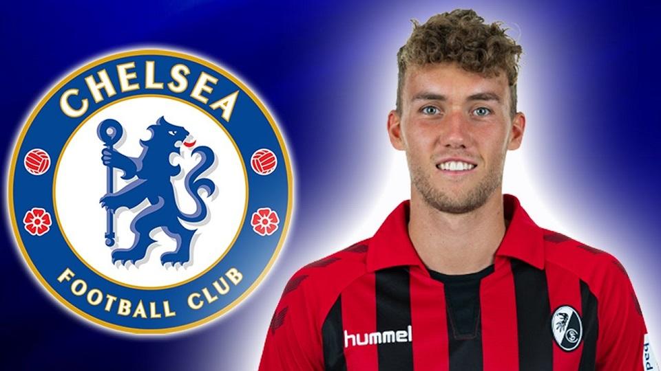 Luca Waldschmidt mau ke Chelsea
