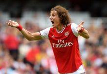 Ganung Arsenal, David Luiz Menyesal?