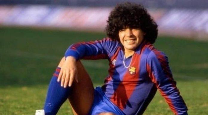 Maradona Pemain Terbaik Sepanjang Masa Barcelona Versi Polling, Messi Kedua