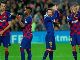 Marc Muniesa Sebut Barcelona Sekarang Seperti Kehilangan 'Taringnya'