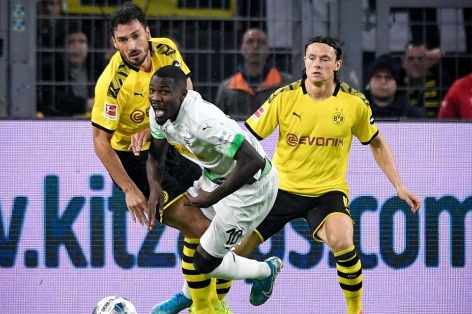 Ajang Pembuktian Buat Putra Bek Legendaris Prancis Di Bundesliga Vivagoal Com