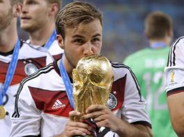 Mario Gotze Jerman