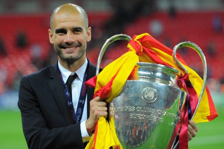 Barcelona-nya Pep Guardiola Mimpi Buruk MU di Liga Champions