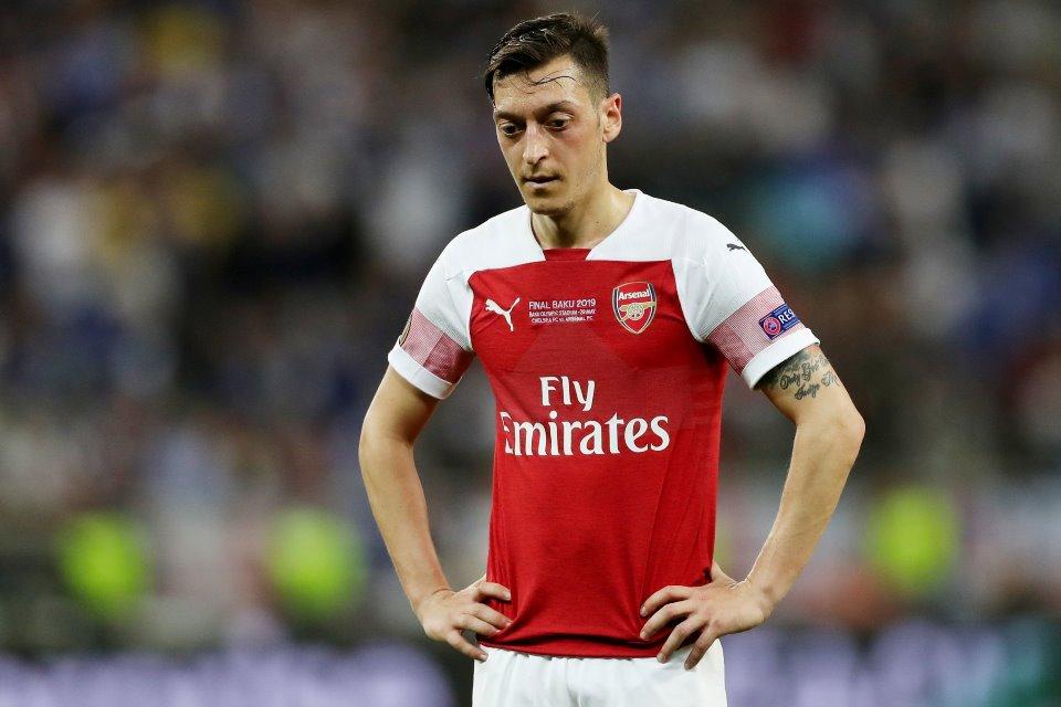 Nasib Ozil di Arsenal Makin Terancam, Kenapa