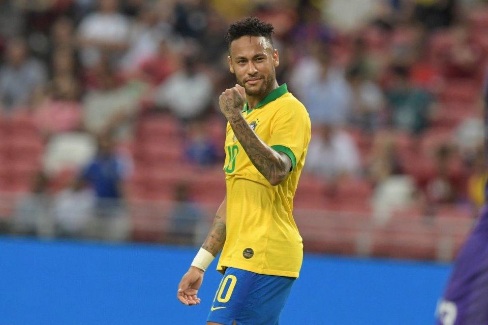Neymar Anak Emas Di Timnas Brasil, Tite Tidak Juga