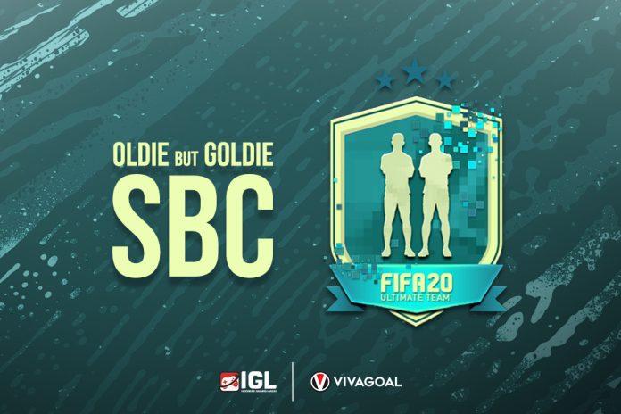 Ada Berbagai Pemain Menarik dalam Oldie But Goldie Card SBC di FIFA 20 FUT!