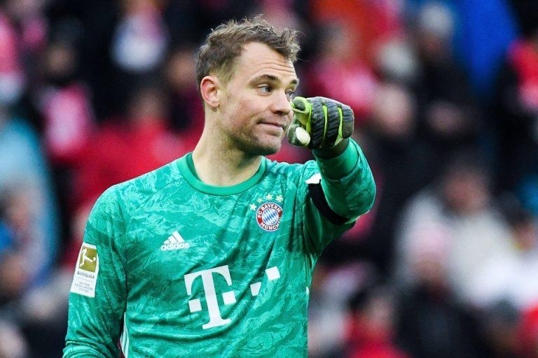 Pelatih Bayern Tegaskan Neuer Tetap Kiper Utama Bayern, Nubel Kedua