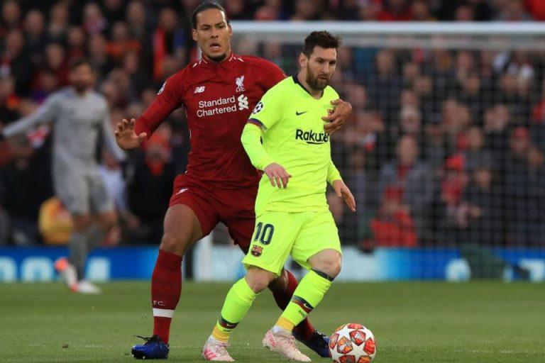 Pemain Paling Sulit Dihadapi, Van Dijk: Pertama Messi, Kedua Aguero