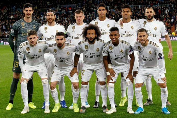 Real Madrid Bakal Tendang Lima Pemain, Siapa Saja?