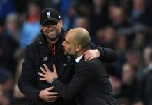 Pep and Klopp