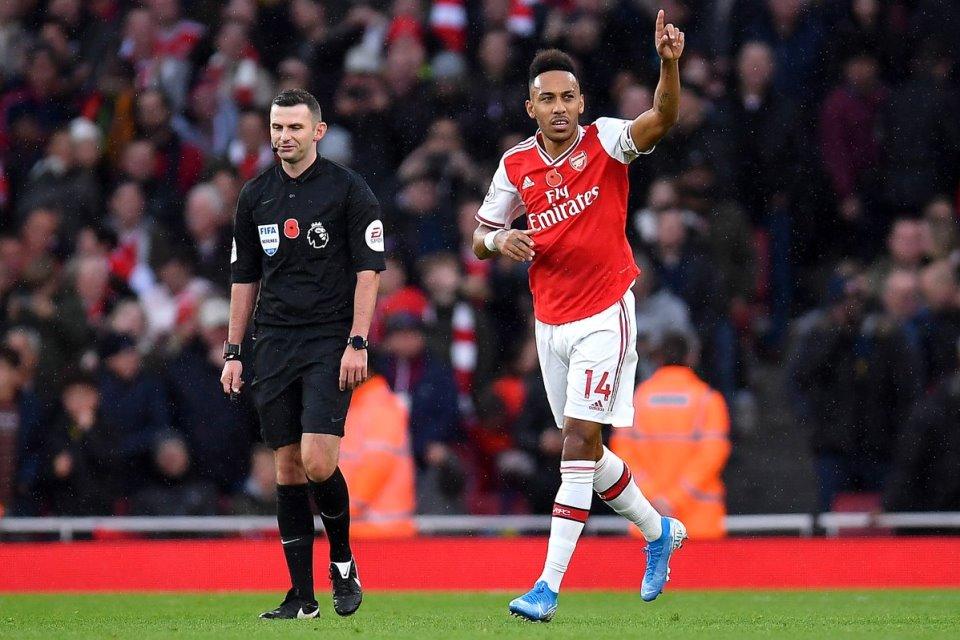 Percepat Kepergian Aubameyang, Arsenal Pasang Harga Diskon
