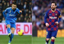 Tak Perlu Debat, Silva Sebut Messi dan Ronaldo Sama-Sama Hebat