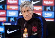 Posisinya Diincar Xavi, Setien Saya Sampai 2022 Di Barcelona