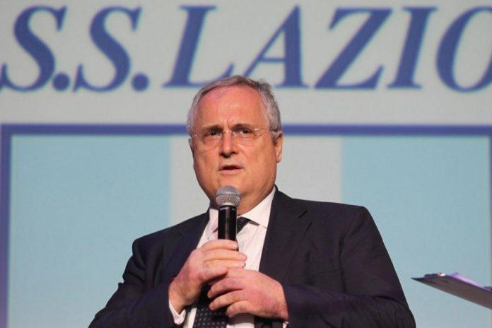 Presiden Lazio Tantang Juventus Tuk Penentuan Gelar Scudetto Serie A 20192020