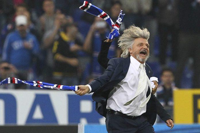 Presiden Sampdoria Apa Artinya Sepak Bola Tanpa Suporter Di Lapangan