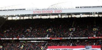 Regulasi Berubah, Man United Bangun Tribun Berdiri di Old Trafford