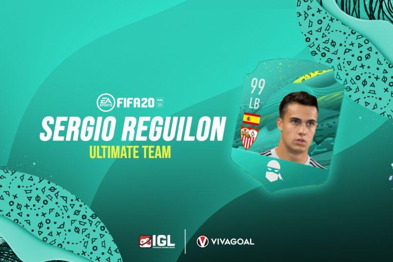 Membedah Ultimate Team Bintang Baru Sevilla di FIFA 20