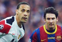 Ferdinand, Messi