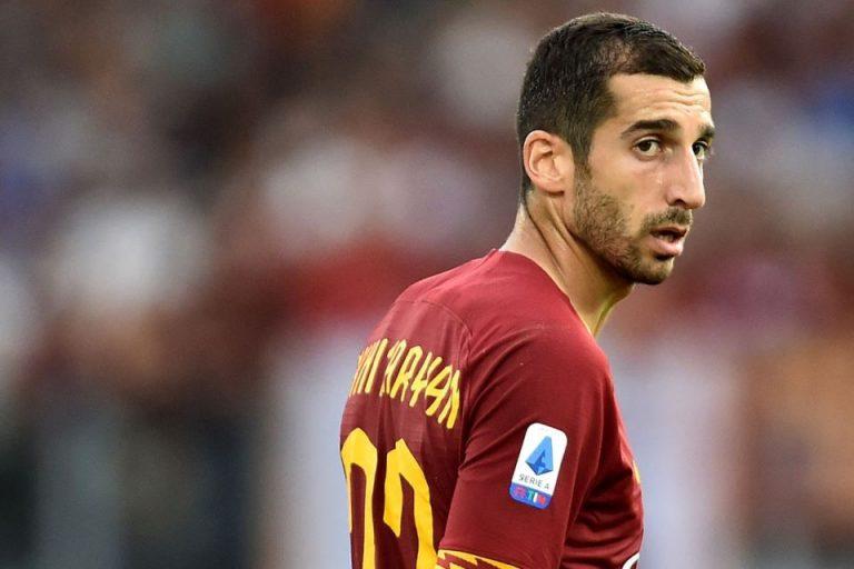Roma ke Arsenal, Kami Hanya Ingin Perpanjang Peminjaman Mkhitaryan, Bukan Mempermanenkan