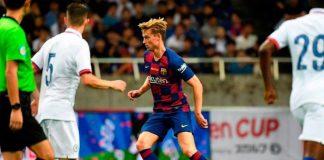 Ronald Koeman Prihatin Liat Performa De Jong di Barcelona