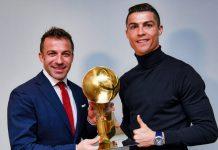 Ronaldo dan Del Piero