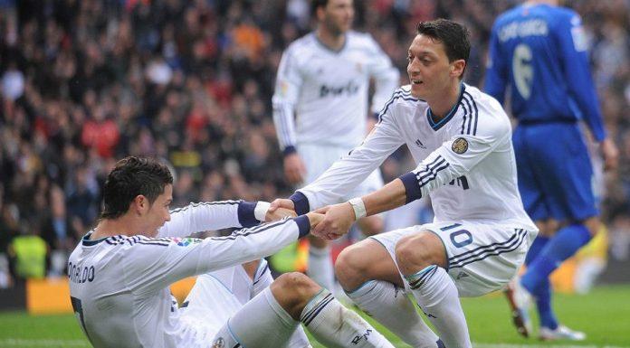 Ronaldo dan Ozil