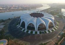 Diam-Diam, Korea Utara Punya Stadion Terbesar di Dunia!