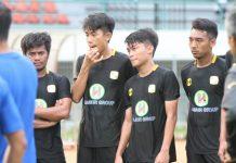 Sandy Senang Dapat Peluang Berlatih dengan Tim Senior
