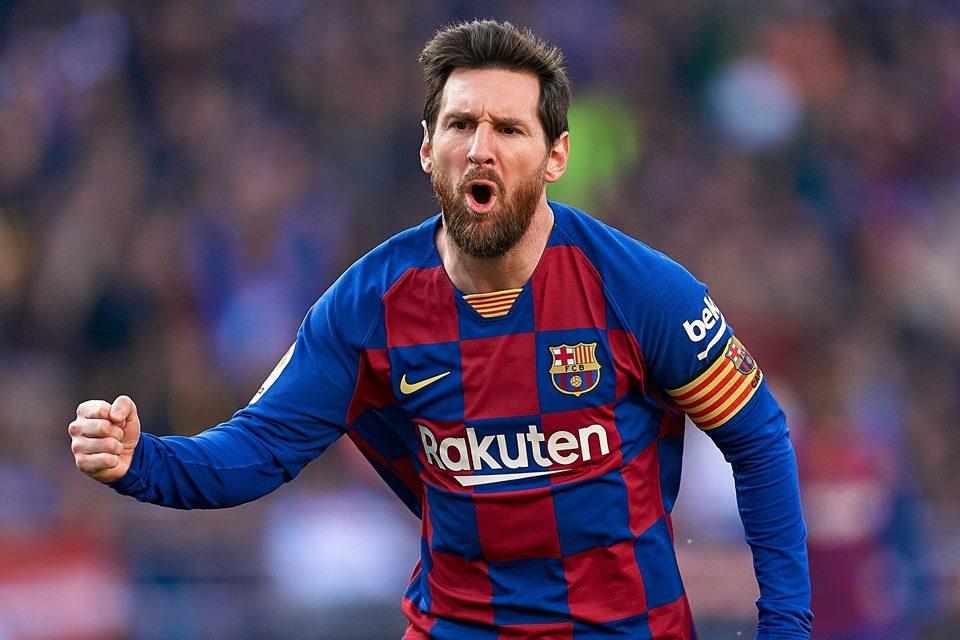 Sejak Ditunjuk Menjadi Kapten Utama, Messi Kini Lebih Banyak Bicara