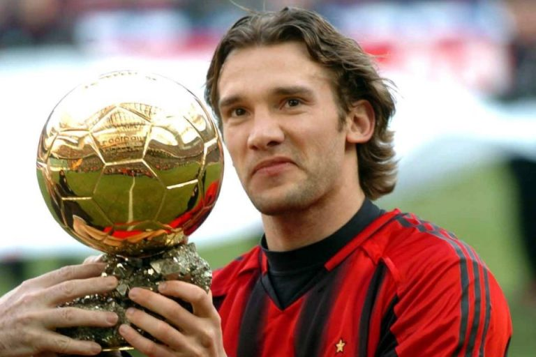 Andriy Shevchenko, Striker Cerdas dan Paket Lengkap yang Dimiliki AC Milan